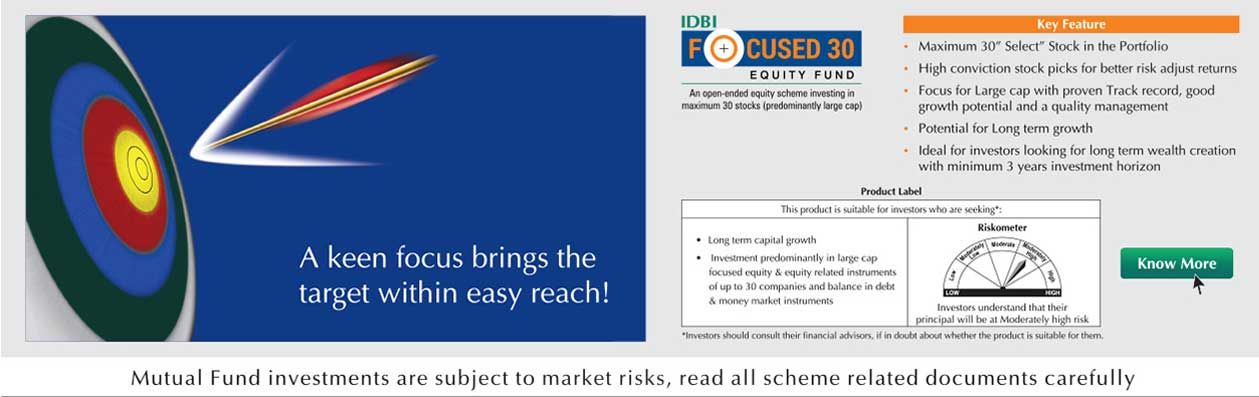 IDBI Focused 30 Equity Fund